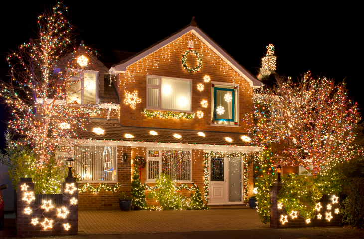 Attrayant Lumiere De Noel Exterieur Maison #4: Comment Réparer Soi-même Ses Lumières De Noël ?